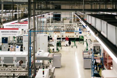 Gatema Kariéra - Výroba desek plošných spojů